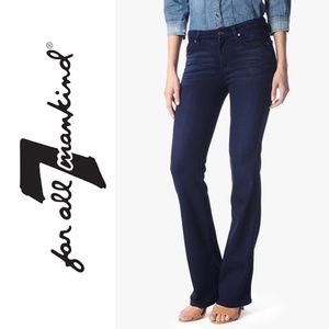 10384 ✨ 7 FOR ALL MANKIND Jeans Bootcut